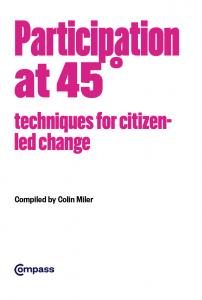Participation 45° Cover